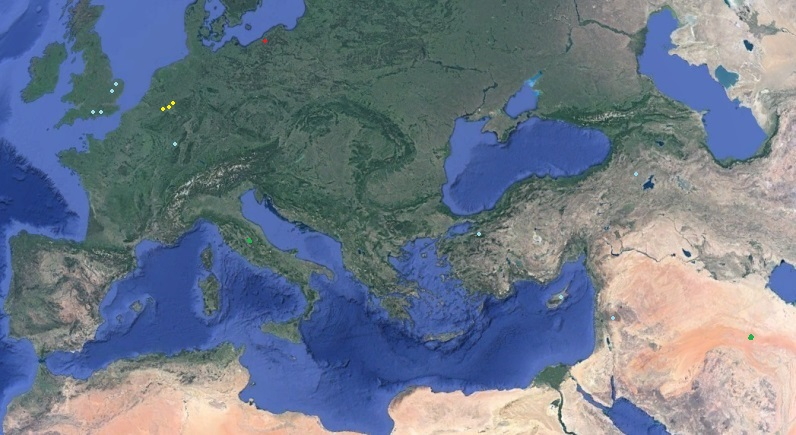 Europa Google Earth-G2a2a2a