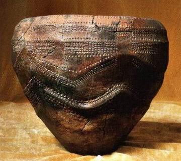 Hoguette, Normandie 5000-4500 Néolithique Ancien