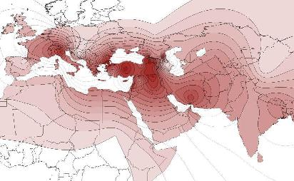 Y-DNA Haplogroup J2