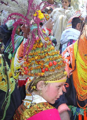 Kalashmeisje