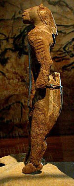 Lion_man_photo-Aurignacien, picture from Wikipedia