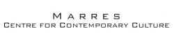Logo cultuurcentrum Marres te Maastricht