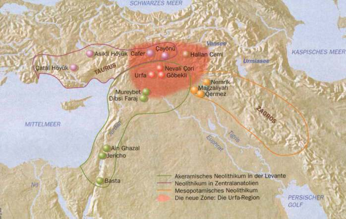 The Origins of Farming in South-West Asia - db_GobekliTepe_Urfa-Region