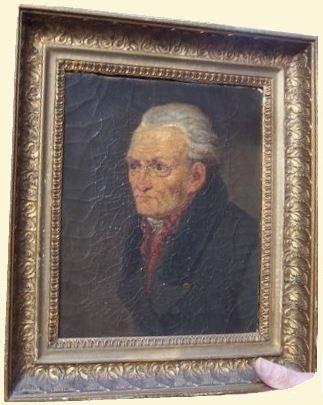 Willem Hendrik Franquinet, olieverfschilderij