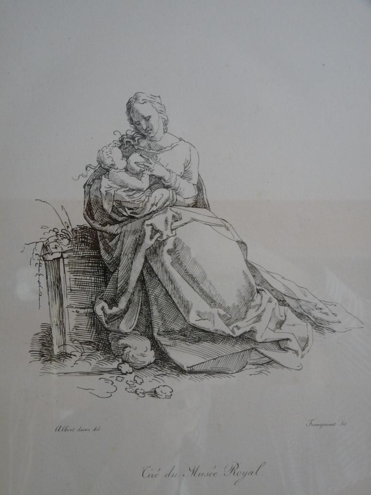 Albrecht Durer del.
