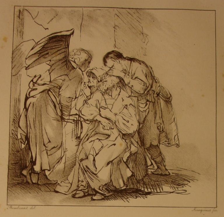 Rembrandt del.