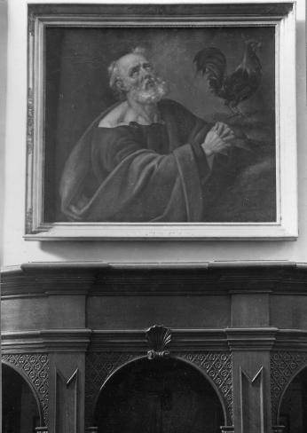 Het berouw van Sint Petrus