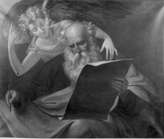 De Evangelist Sint Matthijs