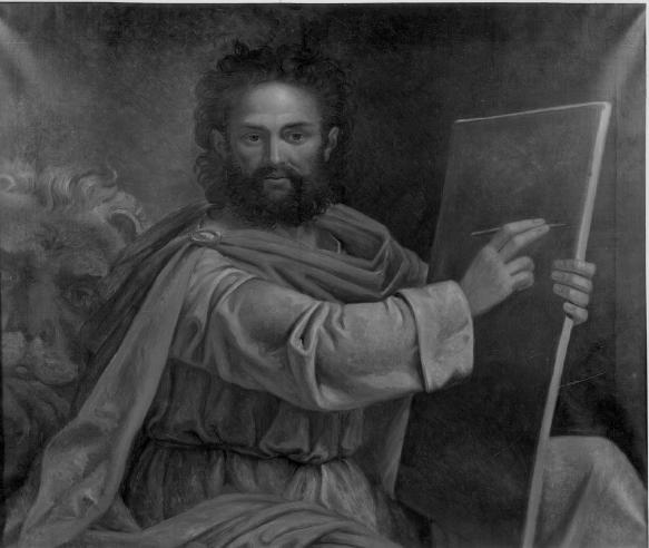 De Evangelist Sint Marcus