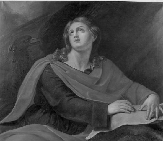 De Evangelist Sint Johannes