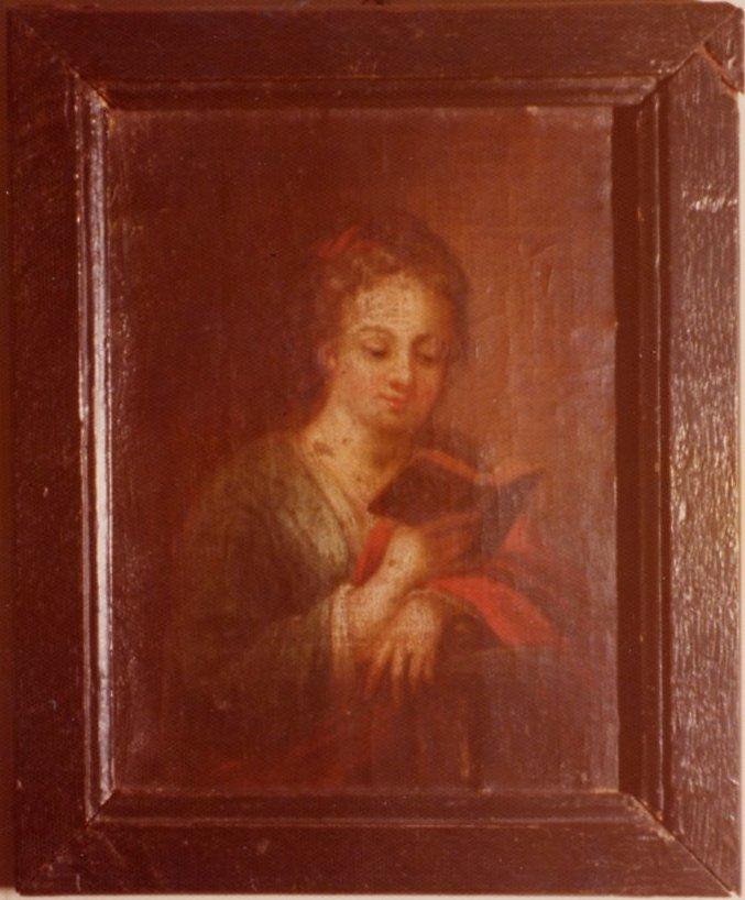 Willem Hendrik Franquinet, lezende dame