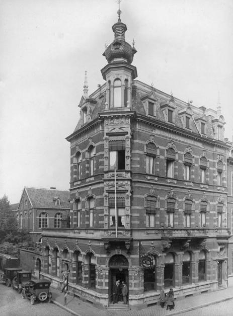 Hotel Victoria te Maastricht
