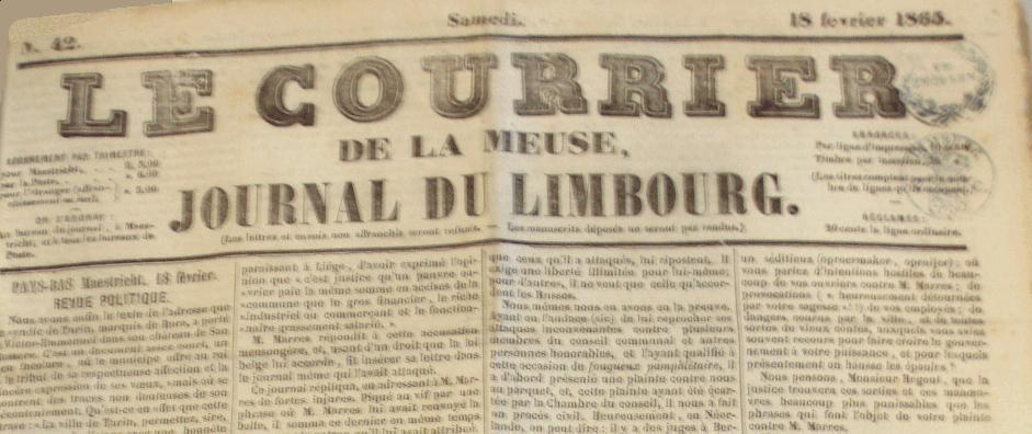 Courrier de la Meuse