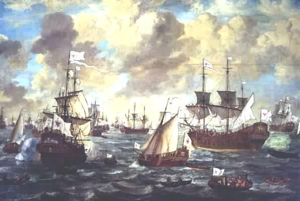 Die Kurbrandenburgische Flotte
