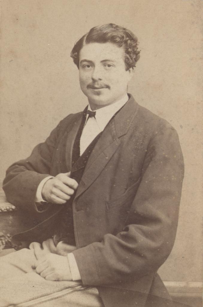 Eugène I als jongen