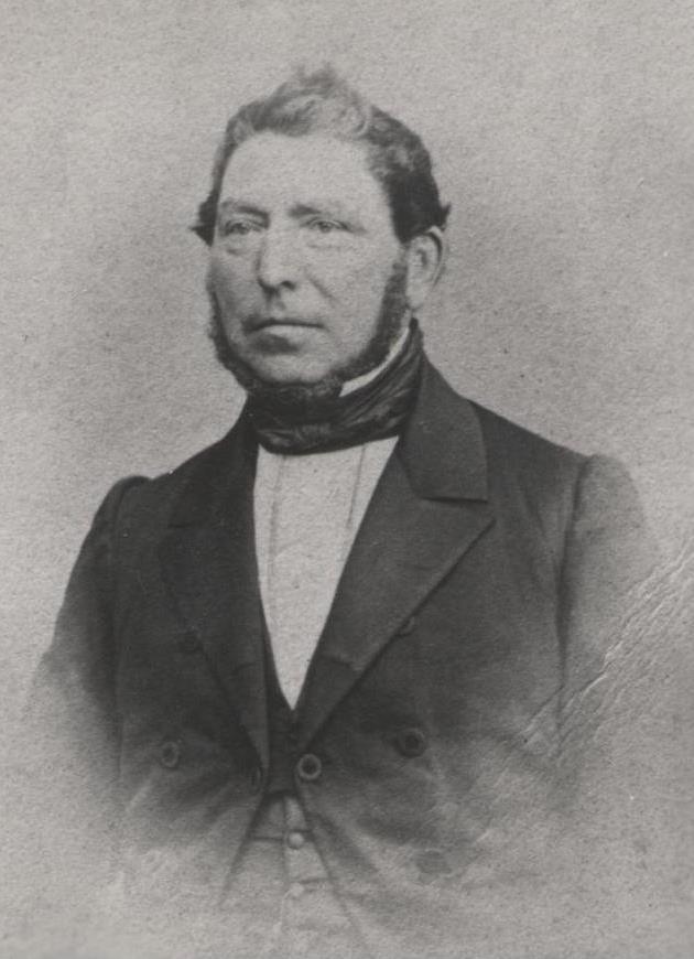 Michaël Marres, de stamvader van het Nederlandse geslacht Marres.