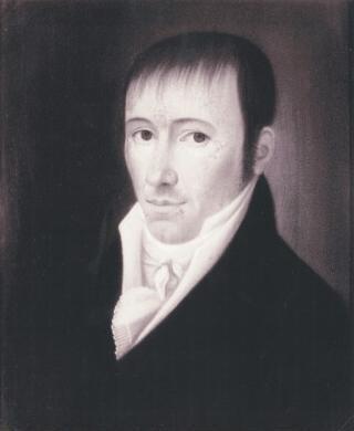 Portret van Nicolaas Rutten 1775 - 1842
