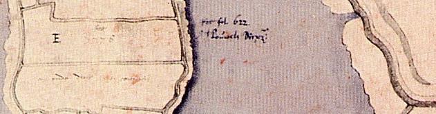 De Noorder Lange Kooien, 1632.