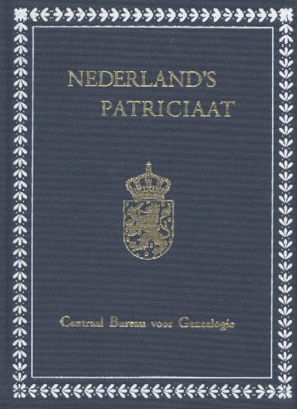 Nederlands Patriciaat.