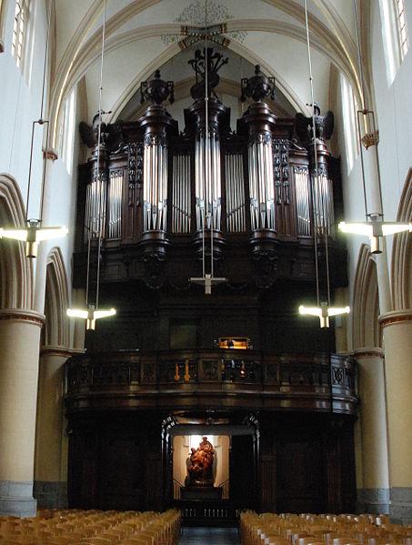 Sint-Quintinuskathedraal van Hasselt (B)