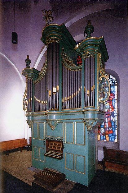 orgel Sint Petrus Banden te Heer
