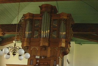 Orgel Michaëlskerk te Koudekerke