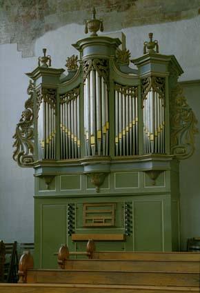 orgel Orgel Cellebroederskapel te Maastricht