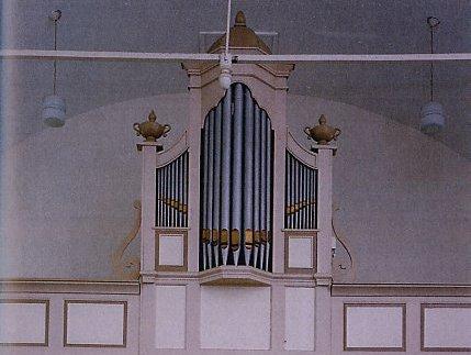 Orgel Hervormde kerk te Meerssen