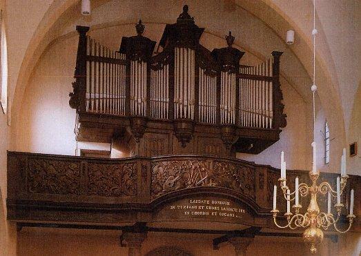 Orgel Sint Remigiuskerk te Simpelveld