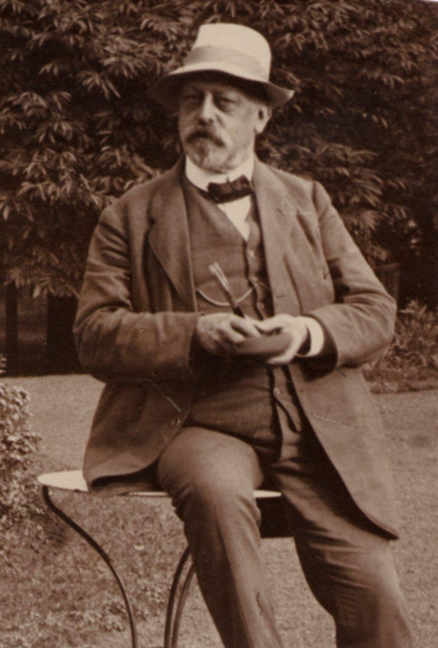 Leon Godefroid Hubert Tielens 1855-1919