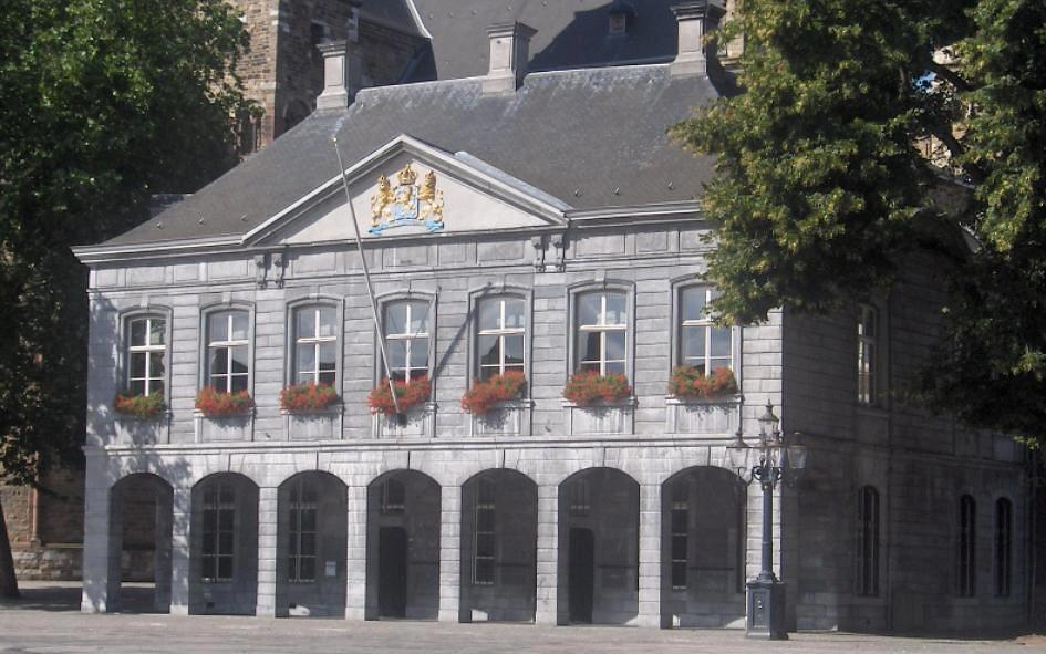 De Hoofdwacht aan het Vrijthof te Maastricht