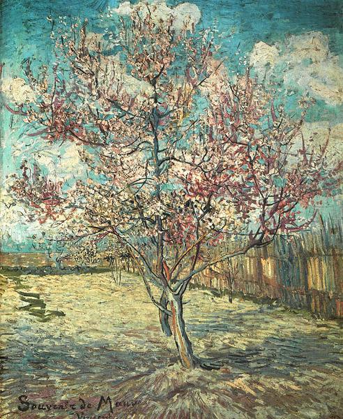 Souvenir de Mauve, schilderij van Vincent van Goch opgedragen aan zijn oom Anton Mauve