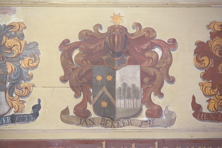 JAN BEKKER 1735