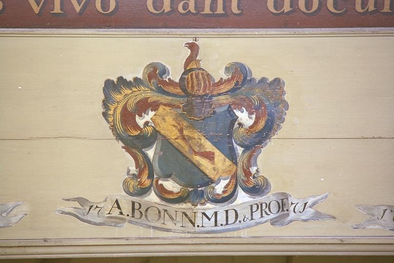 prof. A.BONN.M.D.1771