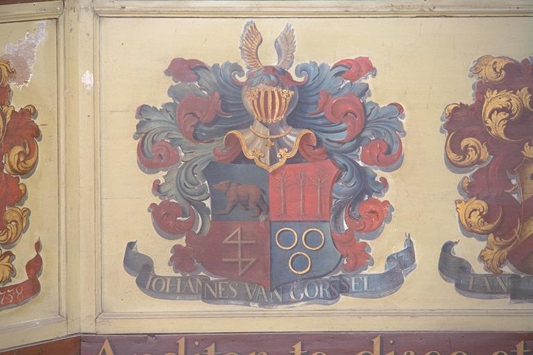 IOHANNES VAN GORSSEL 1742