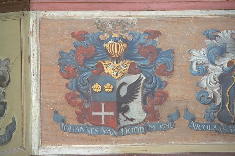 IOHANNES VAN DOORUM 1750
