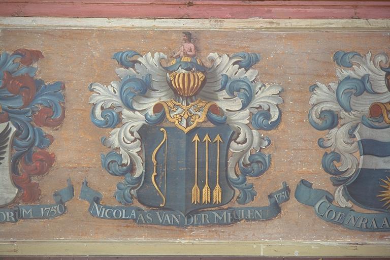 NICOLAAS VAN DER MEULEN 1750
