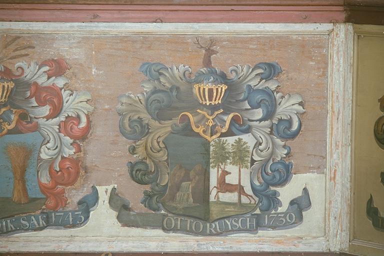 OTTO RUYSCH 1739