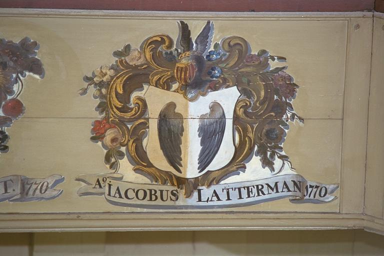 IACOBUS LATTERMAN 1770
