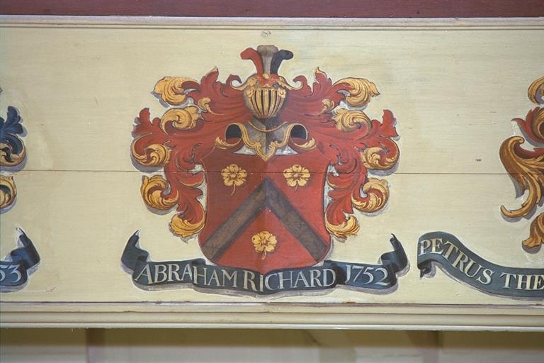 ABRAHAM RICHARD 1752