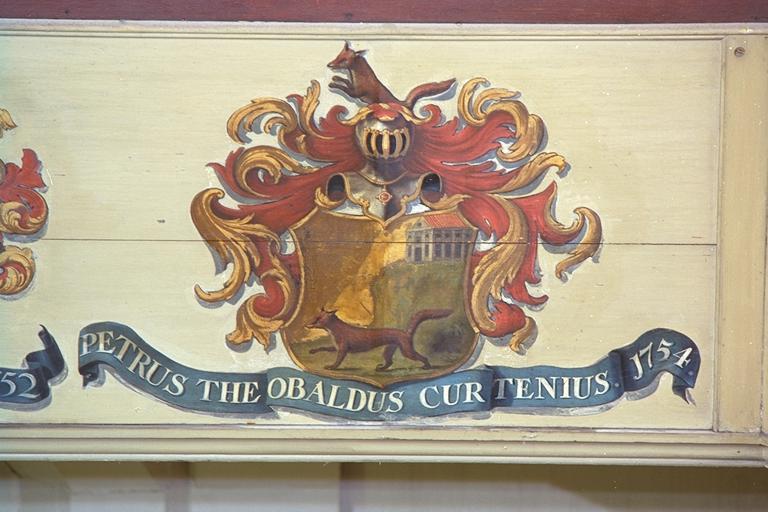 PETRUS THEOBALDUS CURTENIUS 1754