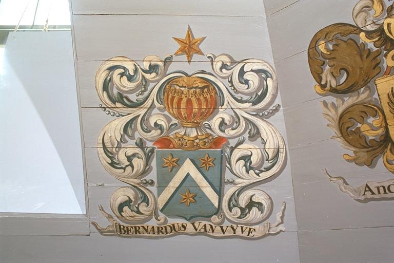 BERNARDUS VAN VIJVE